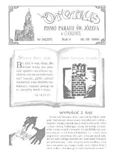 Oremus, R. 5, nr 36 (257), 1998
