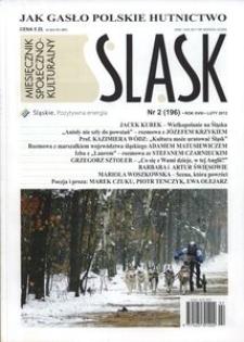 Śląsk, 2012, R. 18, nr 2