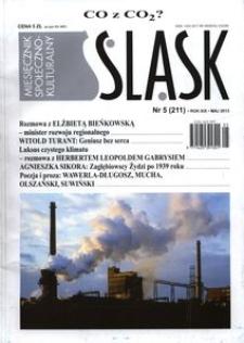 Śląsk, 2013, R. 19, nr 5