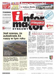 Gazeta Miejska Gliwice Zabrze, nr 440, 2009