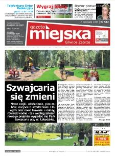 Gazeta Miejska Gliwice Zabrze, nr 542, 2011