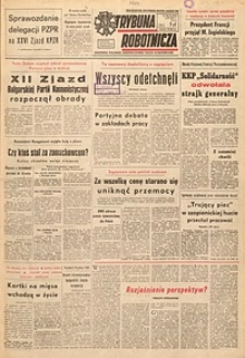Trybuna Robotnicza, 1981, nr66