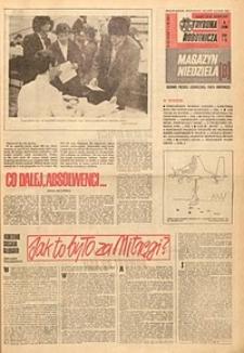 Trybuna Robotnicza. Magazyn Niedziela, 1981, nr132