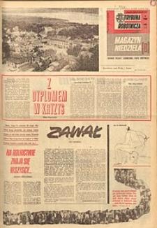 Trybuna Robotnicza. Magazyn Niedziela, 1981, nr162