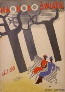 Naokoło Świata, 1934, nr127