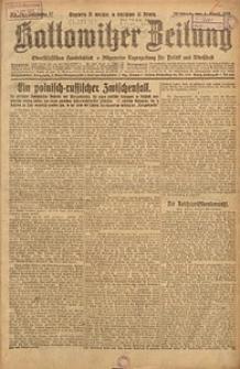 Kattowitzer Zeitung, 1925, Jg. 57, nr74