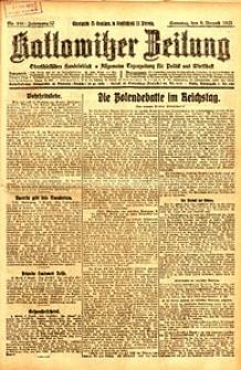 Kattowitzer Zeitung, 1925, Jg. 57, nr180