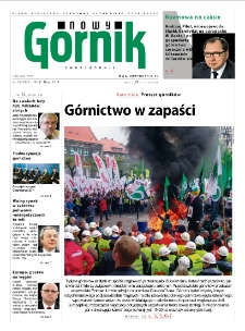 Nowy Górnik, 2014, nr 10