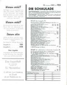 Die Schaulade : Europa - Journal für Porzellan, Keramik, Glas, Hausrat. Jg. 13, h. 12/B.