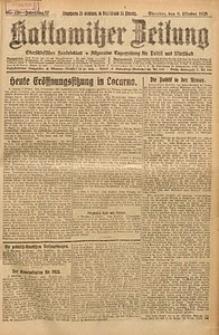 Kattowitzer Zeitung, 1925, Jg. 57, nr228