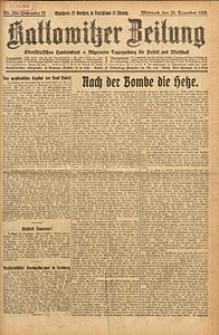Kattowitzer Zeitung, 1925, Jg. 57, nr294