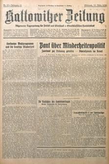 Kattowitzer Zeitung, 1930, Jg. 62, nr59