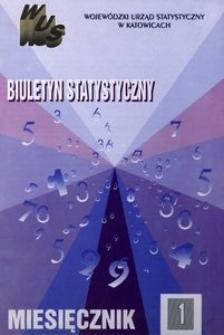 Biuletyn Statystyczny. Miesięcznik, 1994, nr 1