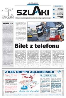 Szlaki, R. 5, nr 10 (32), 2010