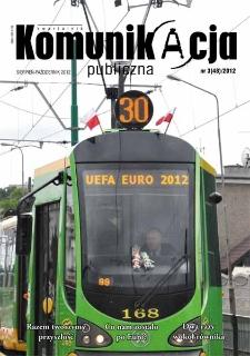 Komunikacja Publiczna, R. 9, nr 3 (48), 2012