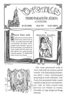 Oremus, R. 8, nr 2 (380), 2001
