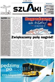 Szlaki, R. 7, nr 2 (48), 2012