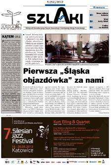 Szlaki, R. 7, nr 5 (51), 2012