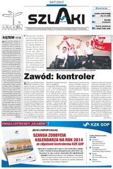 Szlaki, R. 8, nr 9 (67), 2013