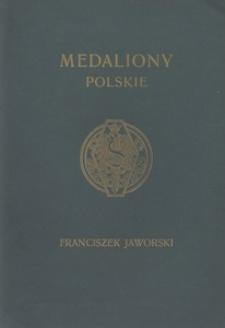 Medaliony polskie. Zbiór rodziny Przybysławskich