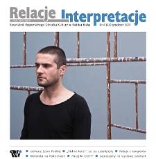 Relacje-Interpretacje, 2011, nr 4 (24)