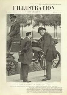 L'Illustration 1905, 63 Annee, nr 3257