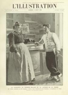 L'Illustration 1905, 63 Annee, nr 3258