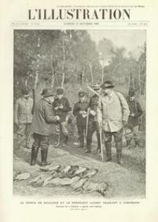 L'Illustration 1905, 63 Annee, nr 3269