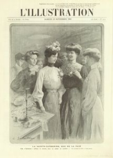 L'Illustration 1905, 63 Annee, nr 3274