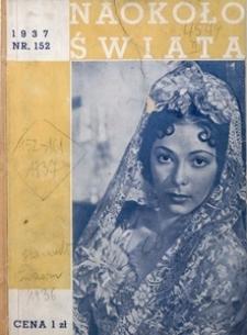 Naokoło Świata, 1937, nr152