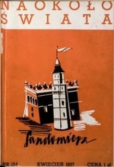 Naokoło Świata, 1937, nr154