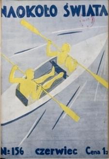 Naokoło Świata, 1937, nr156