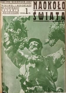 Naokoło Świata, 1937, nr158