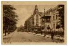 Friedrichstrasse. Ulica Fryderyka