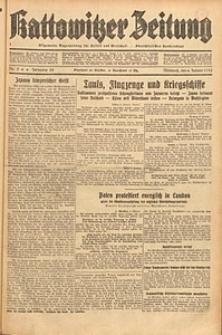 Kattowitzer Zeitung, 1933, Jg. 65, nr3