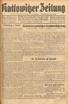 Kattowitzer Zeitung, 1933, Jg. 65, nr39