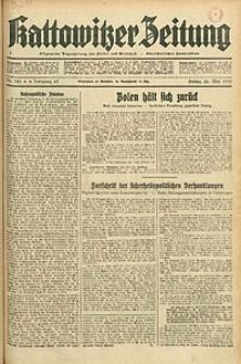 Kattowitzer Zeitung, 1933, Jg. 65, nr120
