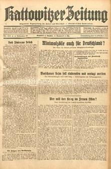 Kattowitzer Zeitung, 1933, Jg. 65, nr235