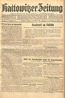 Kattowitzer Zeitung, 1933, Jg. 65, nr243