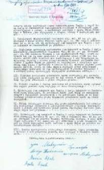 Kontrakt kupna sprzedaży z 1933 r.