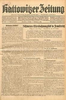 Kattowitzer Zeitung, 1933, Jg. 65, nr296