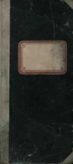 Księga rachunkowa sklepu Alfonsa Dlugoscha za lata 1930-1933.