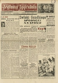 Trybuna Tygodnia, 1948, nr 5