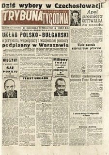 Trybuna Tygodnia, 1948, nr 20