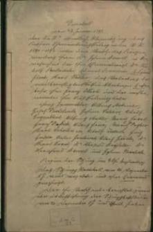 Protokoły posiedzeń Wydziału Komunalnego miasta Cieszyna z 1892 roku