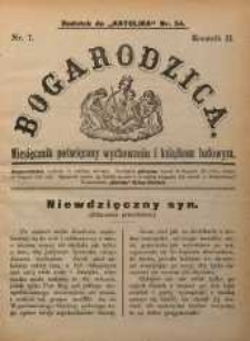 Bogarodzica, 1887, R. 2, nr 7