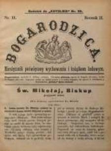 Bogarodzica, 1887, R. 2, nr 11