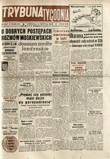 Trybuna Tygodnia, 1948, nr 31
