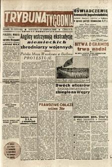Trybuna Tygodnia, 1948, nr 32