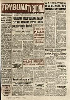 Trybuna Tygodnia, 1948, nr 38